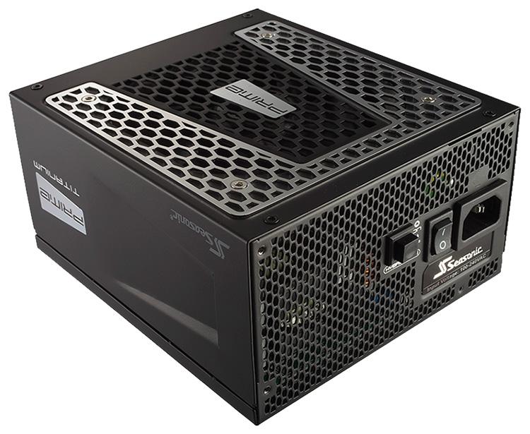 Здесь и ниже — флагманская модель Prime Ultra Titanium SSR-1000TR (1050 Вт)