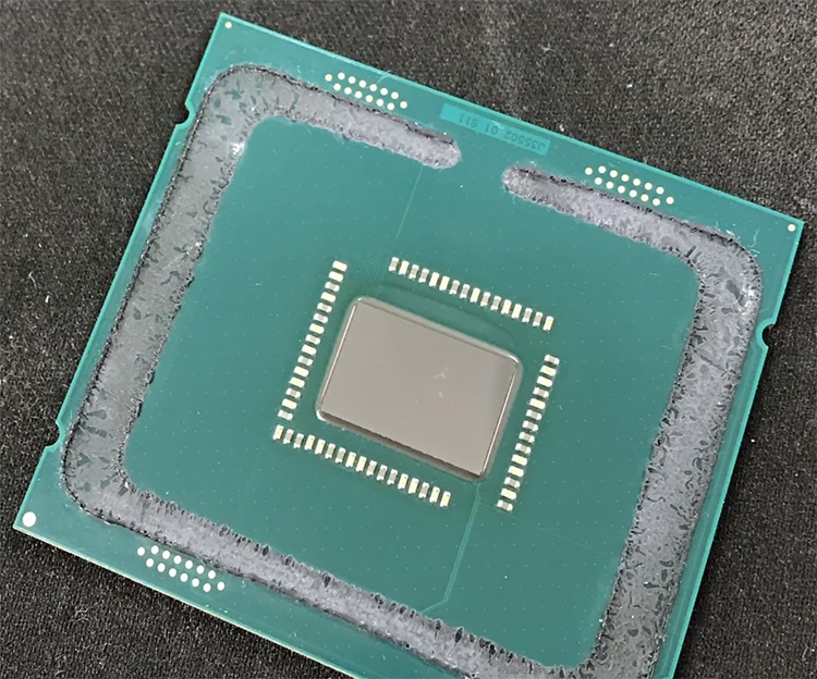 Core i7-7740X: Kaby Lake для платформы LGA2066 без защитной крышки