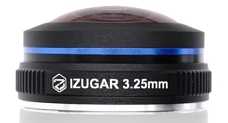 """iZugar MKX22: объектив Fisheye для камер стандарта Micro Four Thirds"""""""