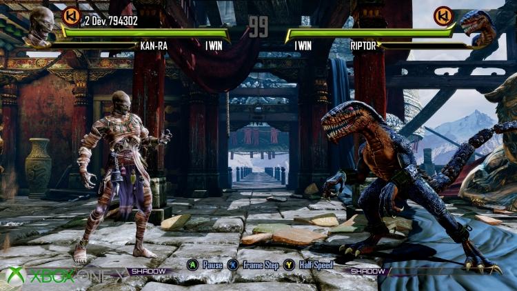 Версия для Xbox One X, полное разрешение