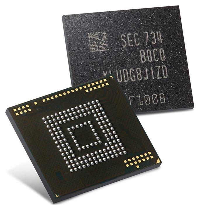 sam1 - Samsung начинает выпуск первых в отрасли флеш-чипов eUFS для автомобильных систем