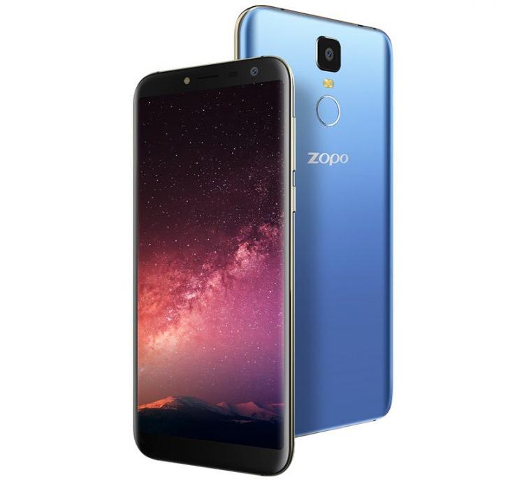 Смартфоны Zopo Flash X1 и Flash X2