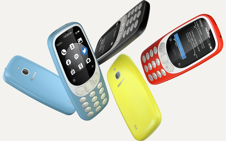 Телефон Nokia 3310 3G