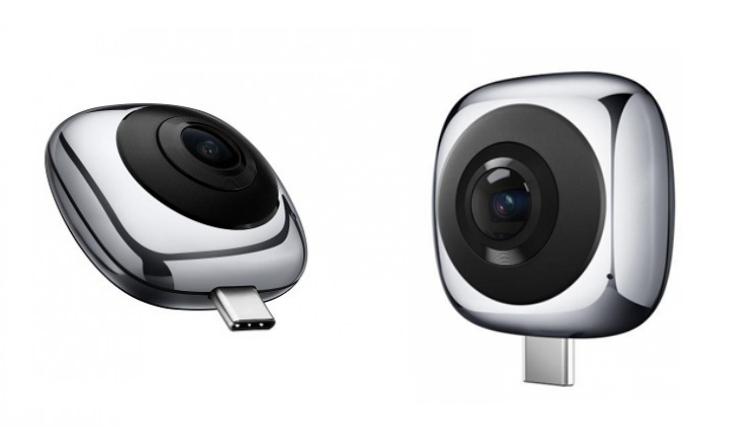 "Huawei EnVizion 360: внешняя панорамная камера для смартфонов"""