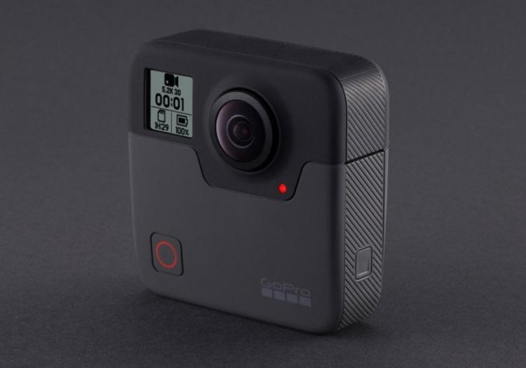 VR-камера GoPro Fusion