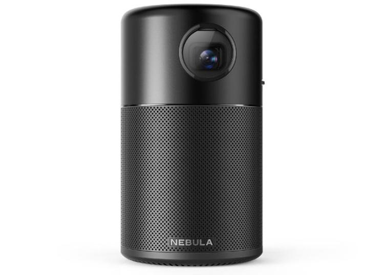 """Anker Nebula Capsule: Android-проектор со всенаправленным динамиком"""""""