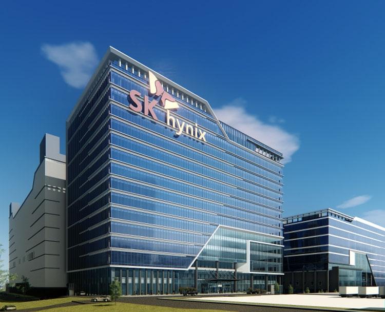 Цифровой проект нового исследовательского центра SK Hynix (SK Hynix)