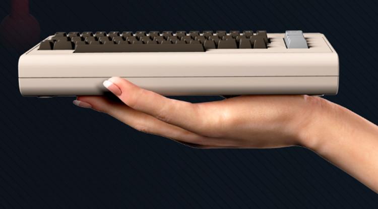 """Легендарный компьютер Commodore 64 переродится в виде версии C64 Mini"""""""
