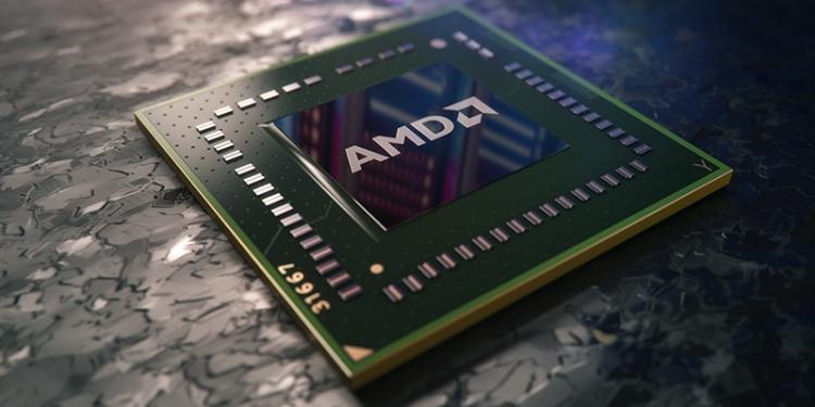 Микросхема AMD