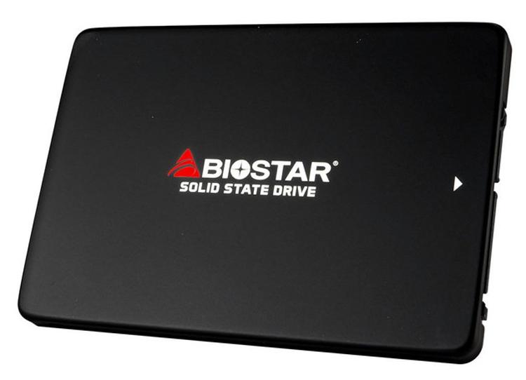 bio2 - SSD-накопитель Biostar S130-90 рассчитан на системы для майнинга