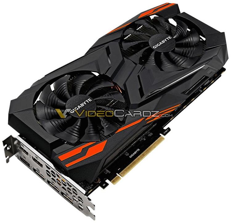 Первые сведения о видеокарте Gigabyte Radeon RX Vega 64 Gaming OC