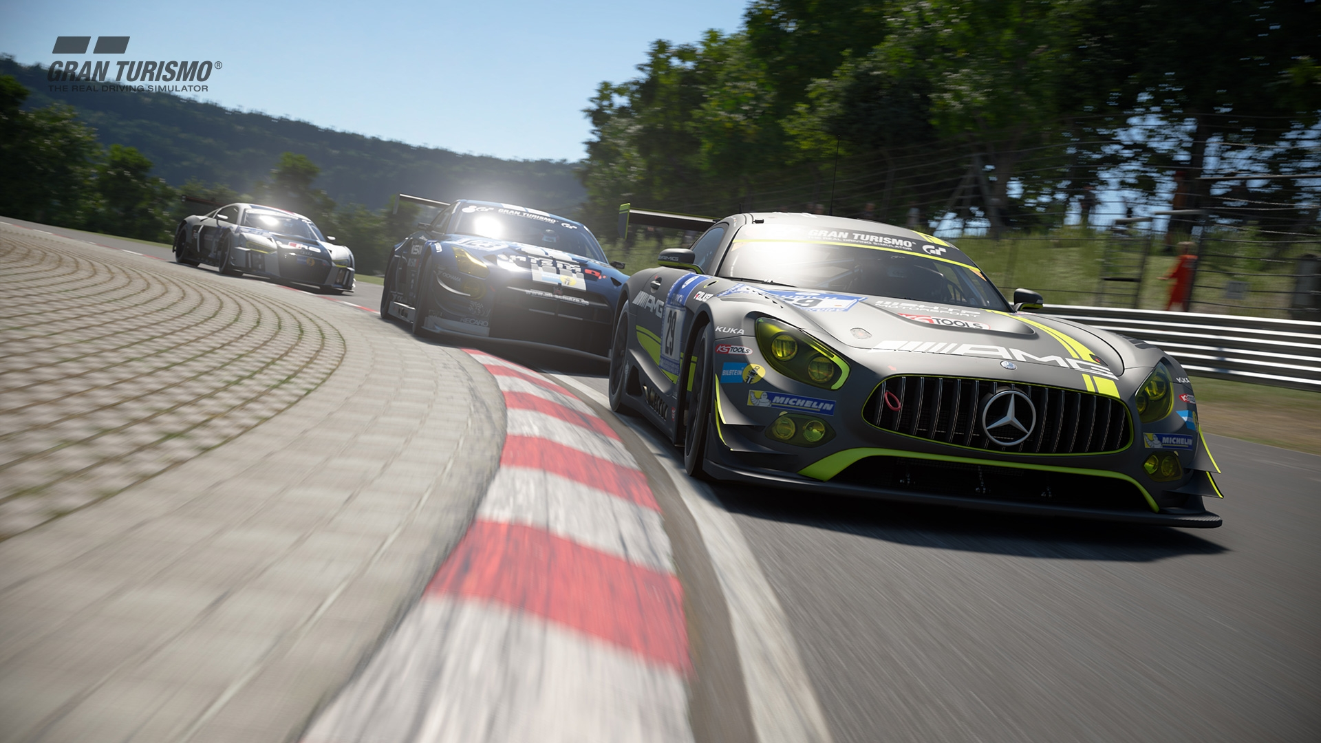 Наследующей неделе выйдет бесплатная демка Gran Turismo Sport