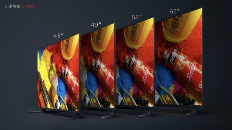 Серия телевизоров Xiaomi Mi TV 4A