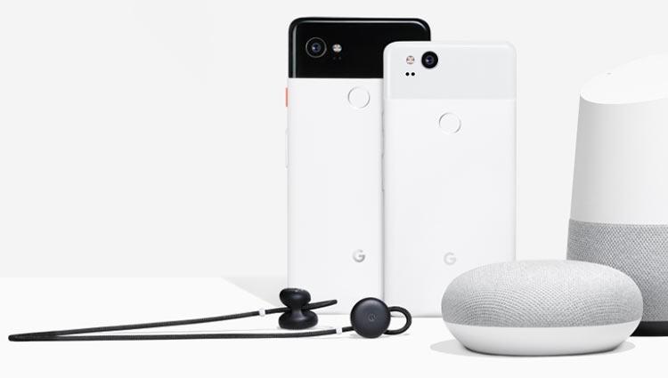 005 - Google Pixel 2 и 2 XL: водостойкость, улучшенная камера и всегда активный дисплей
