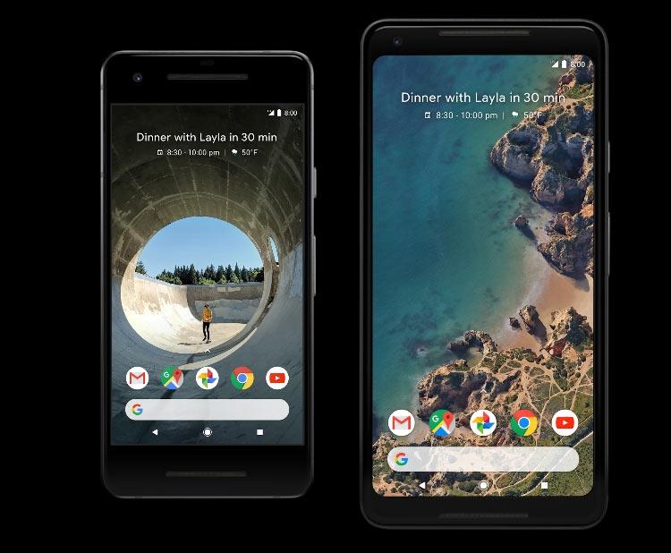 Untitled 5 - Google Pixel 2 и 2 XL: водостойкость, улучшенная камера и всегда активный дисплей