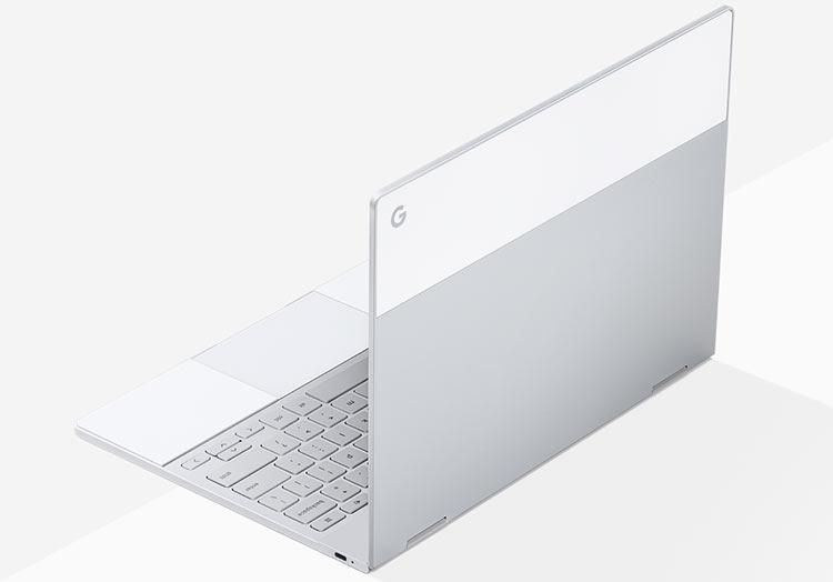 """Google Pixelbook — ноутбук, соперничающий с планшетами"""""""