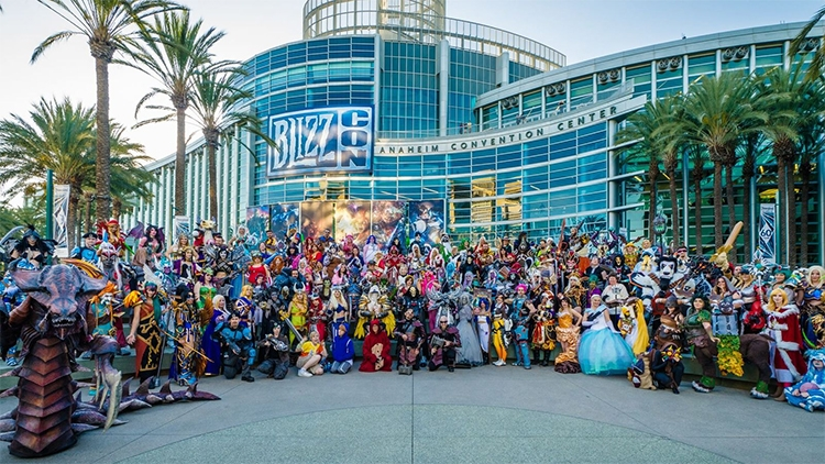Расписание BlizzCon 2017 и намёк на анонс седьмого дополнения к World of Warcraft""