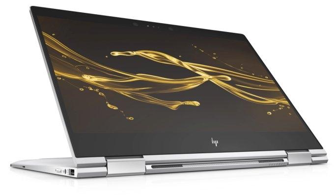 s360 09 - Обновлённый ноутбук-трансформер HP Spectre x360 13 стал тоньше, легче и быстрее