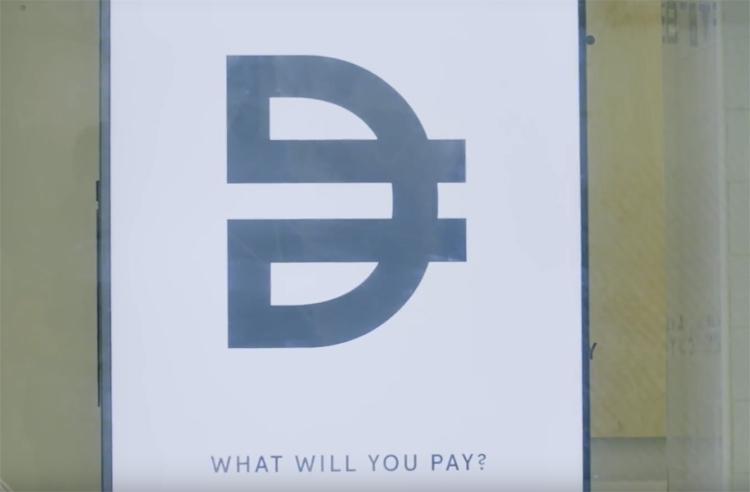 Логотип новой валюты «инфодоллар»