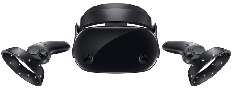 "Samsung представила VR-гарнитуру на платформе Windows Mixed Reality"""
