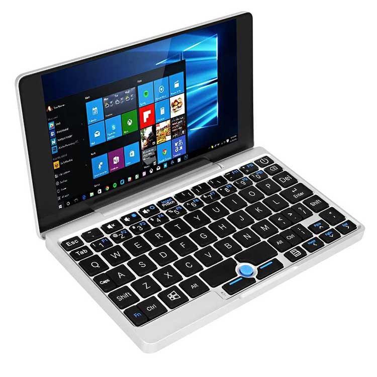 GPD Pocket 7 Inch Game Player Tablet PC Handheld Game Console Aluminum Shell Windows 10 8GB - Gearbest предлагает осенние скидки