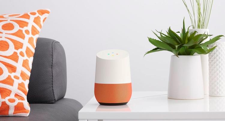 02 - Google Home найдёт затерявшийся в доме смартфон