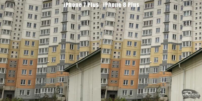 Широкоугольный объектив iPhone 7 Plus и iPhone 8 Plus