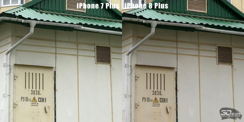 Телефото объектив iPhone 7 Plus и iPhone 8 Plus
