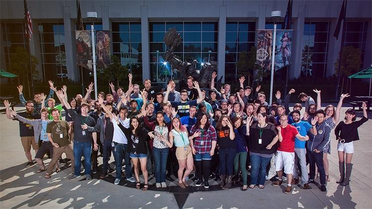 """Blizzard ищет студентов для неанонсированной игры во вселенной Overwatch"""""""