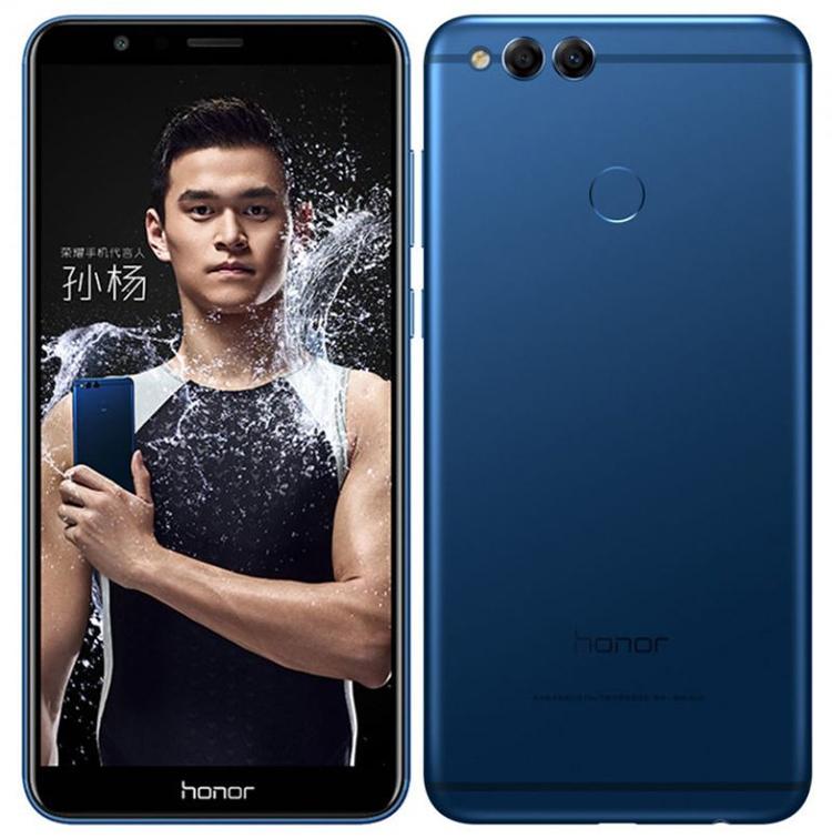 Honor2 - Дебют смартфона Honor 7X: платформа Kirin 659 и экран Full HD+