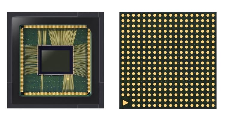 Новые датчики изображения Samsung ISOCELL