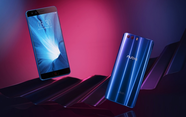 """Дебют смартфона Nubia Z17 miniS: четыре камеры, 5,2"""" экран и чип Snapdragon 653"""""""