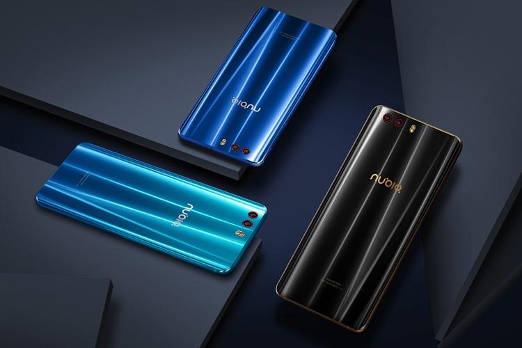 zte4 - Дебют смартфона Nubia Z17 miniS: четыре камеры, 5,2″ экран и чип Snapdragon 653