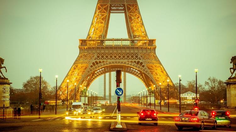 Авто напрокат в Париже