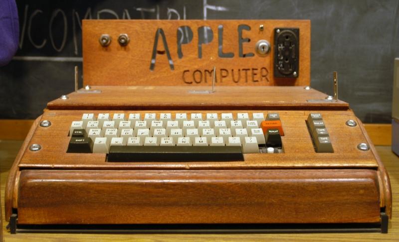 Схемы Apple I Стив Возняк бесплатно раздавал всем участникам Homebrew Computer Club (Фото: Википедия)