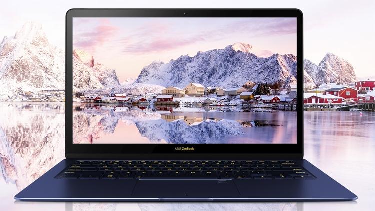 Ультрабук ASUS ZenBook 3 Deluxe UX3490UA