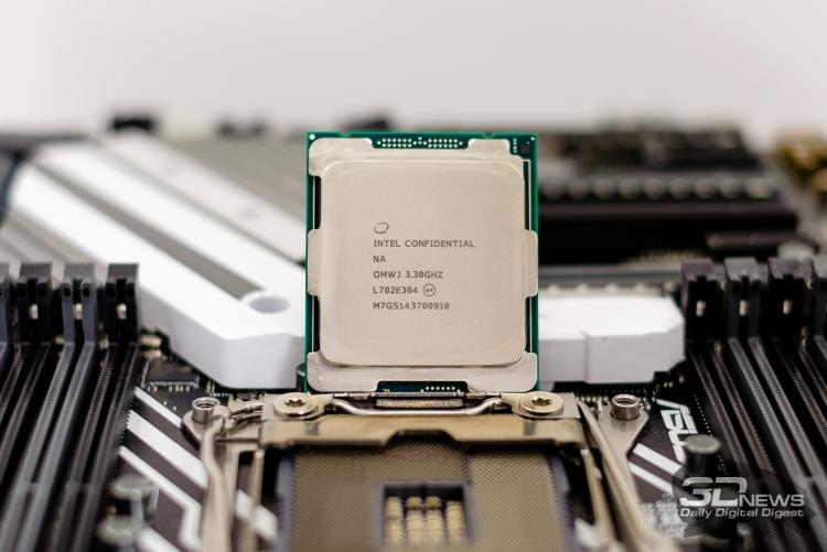 Intel Core i9-7900X: AVX-512 уже сегодня