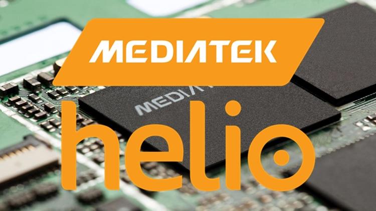 Процессор MediaTek Helio P40
