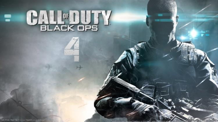 """Слухи: следующей Call of Duty будет Black Ops 4"""""""