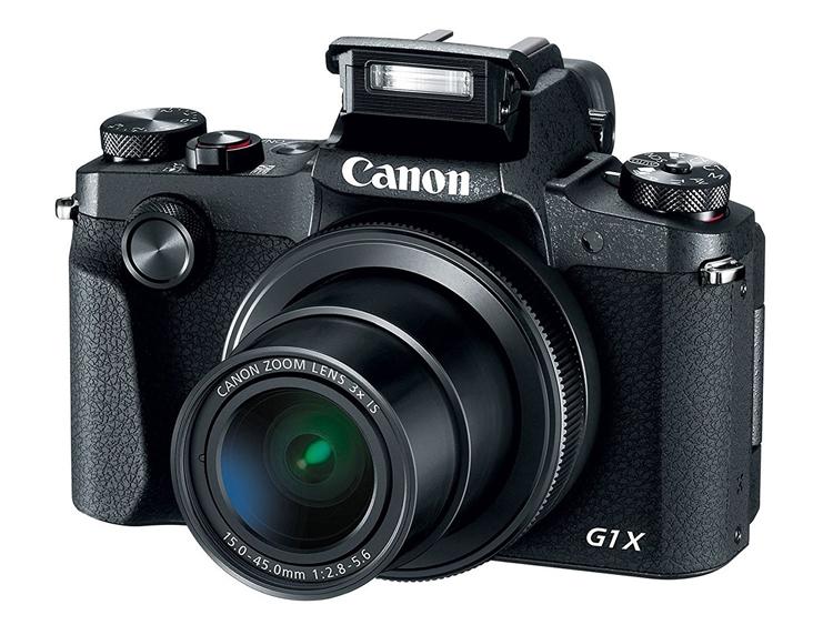 """Фотокамера для энтузиастов Canon PowerShot G1 X Mark III оценена в $1300"""""""