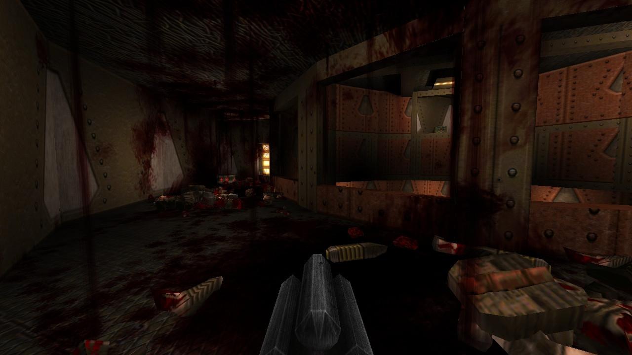 Оригинальная Quake стала кровавее благодаря моду Qore