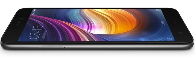 """Недорогой смартфон Xiaomi Redmi 5A получил 5"""" экран 720р"""""""