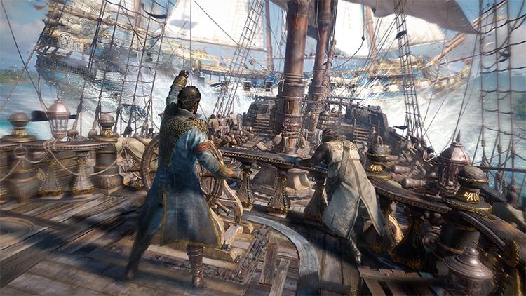 "Разработчики Skull and Bones о пиратах, симуляции океана и интуитивном управлении"""