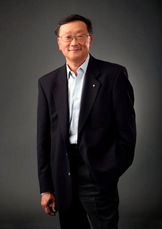 Джон Чен занимает должность гендиректора BlackBerry с 2013 года