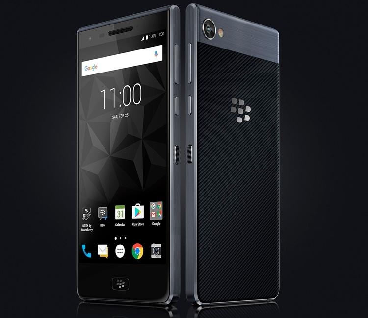 BlackBerry Motion стал первым смартфоном бренда с защитой от влаги по стандарту IP67
