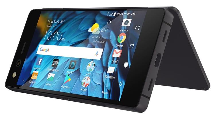 "ZTE Axon M: складной смартфон с двумя дисплеями"""