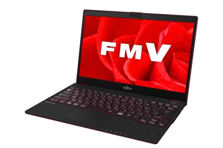 "Ноутбуки Fujitsu LifeBook UH на базе Intel Kaby Lake Refresh весят менее килограмма"""