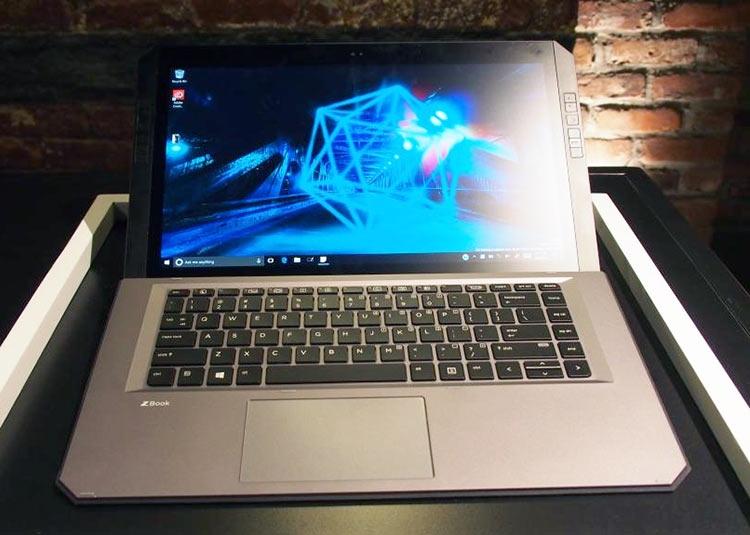 """HP создала сверхмощный планшет для художников ZBook x2"""""""