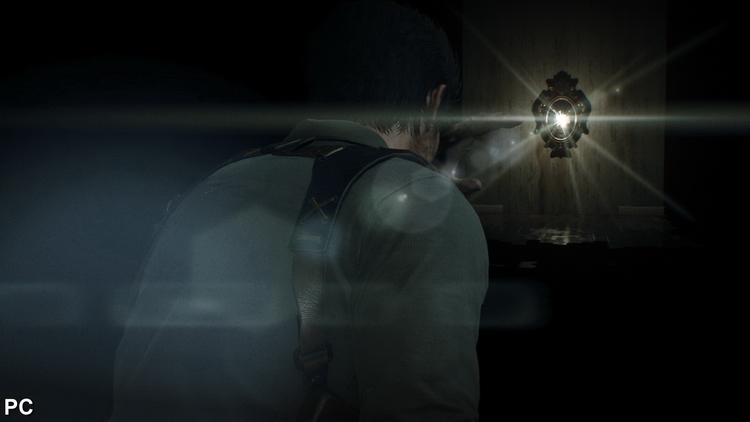 В некоторых сценах затенение и освещение на PC немного лучше, чем на консолях (по крайней мере, это касается лиц).