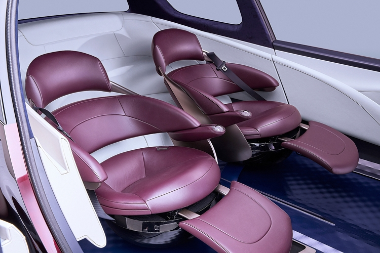 Toyota Fine-Comfort Ride: концепт-кар на топливных элементах